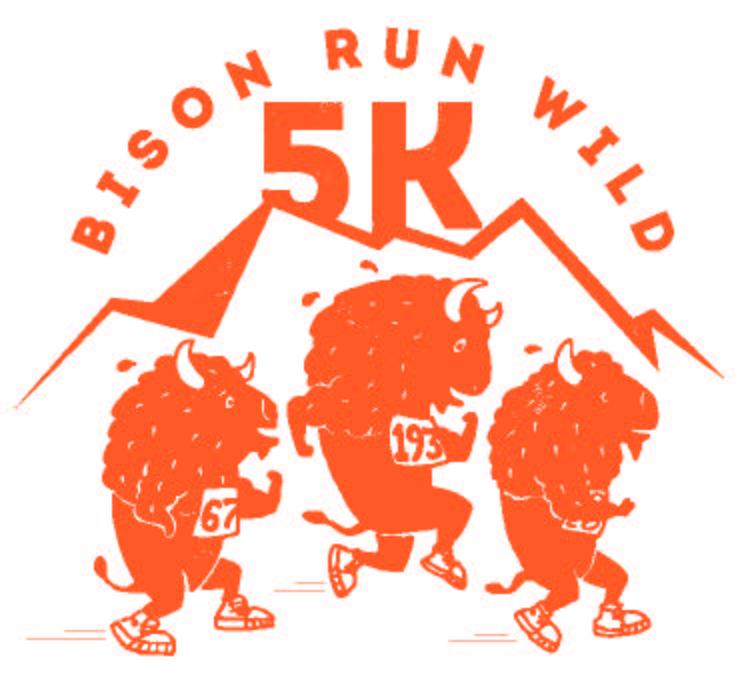 Bison Run revised logo JPG